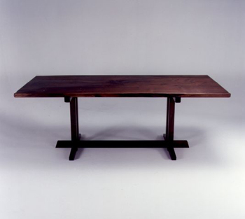 Image of Walnut table